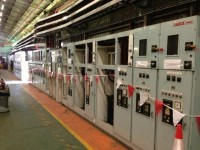 Decommissioned switchgear